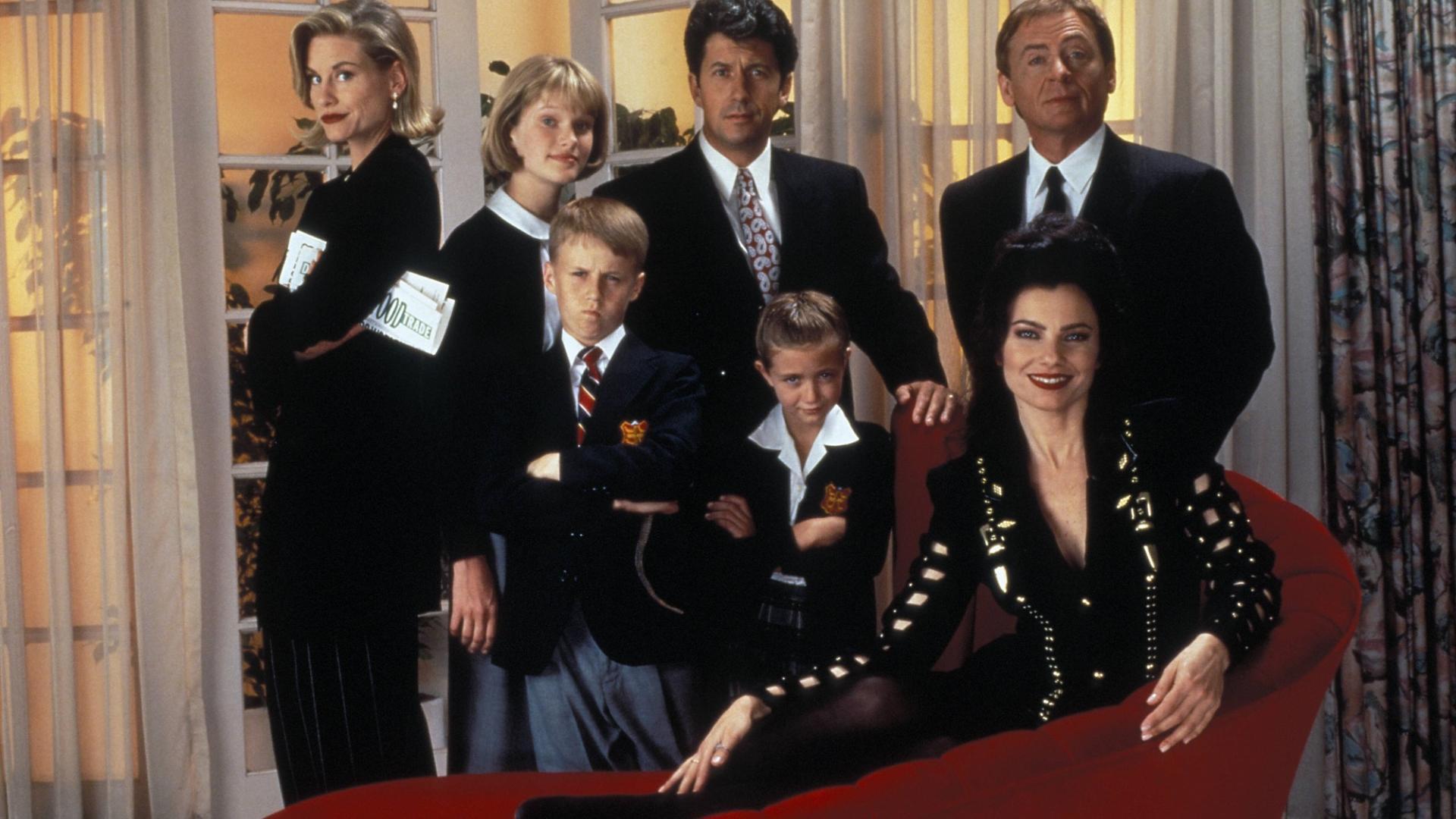 Serien 90er Nanny Fran Drescher