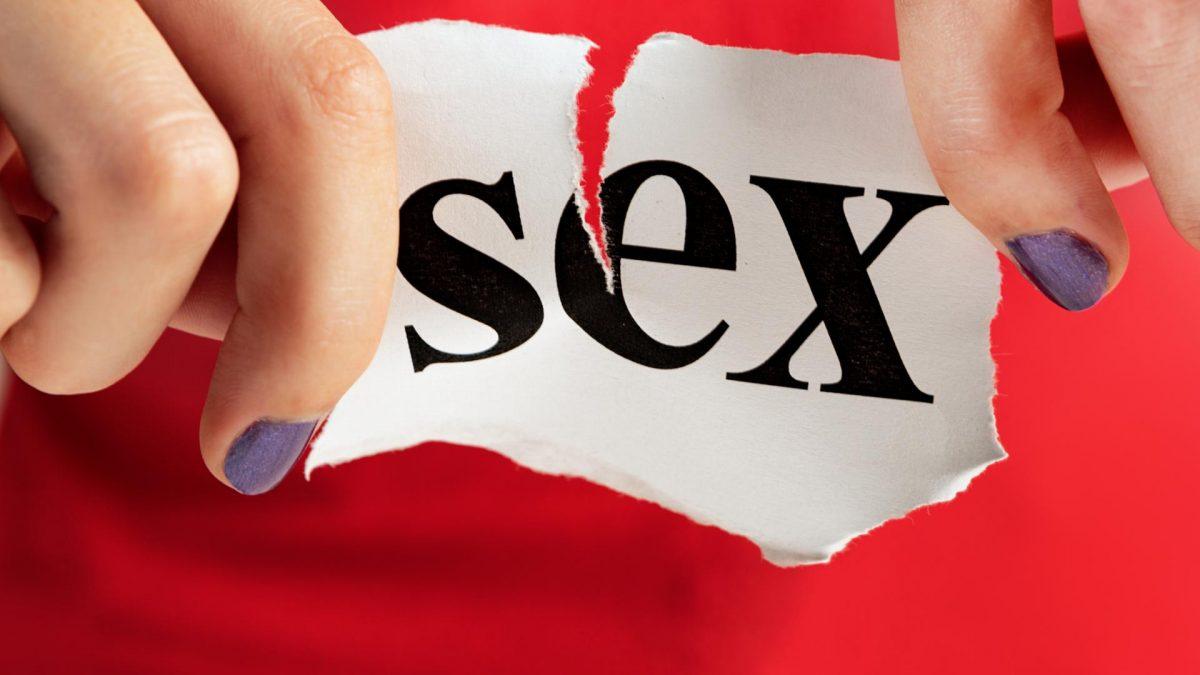 Sex verboten