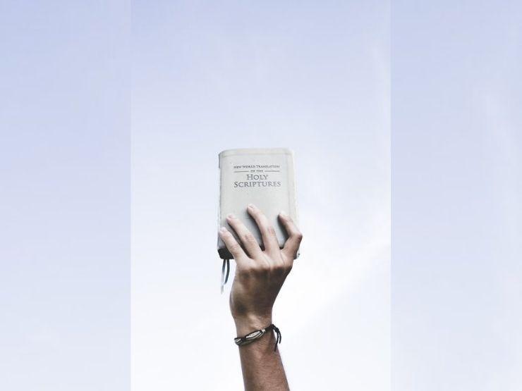 Sprichwörter aus der Bibel hand luft heilig