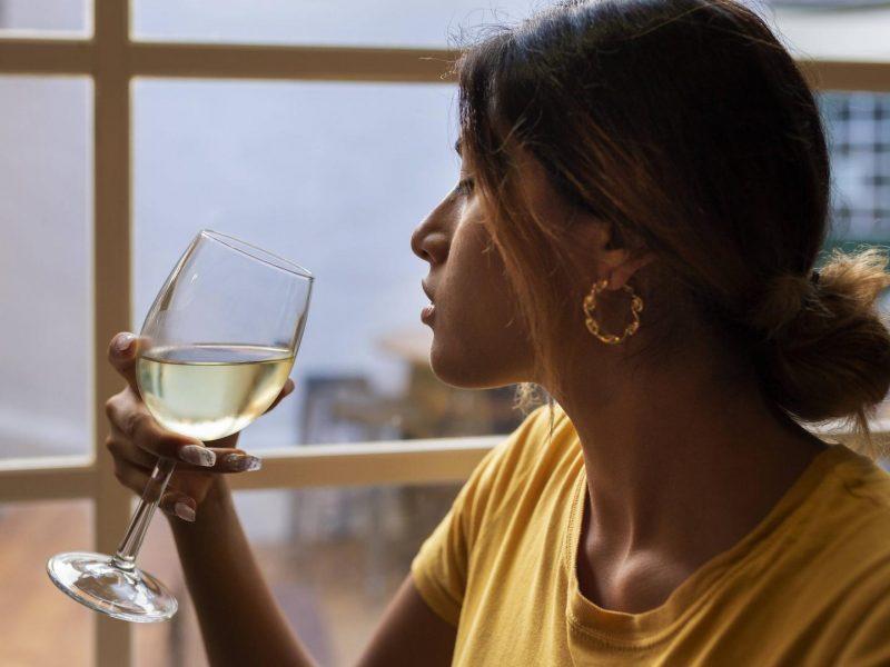 Alkohol pro Tag