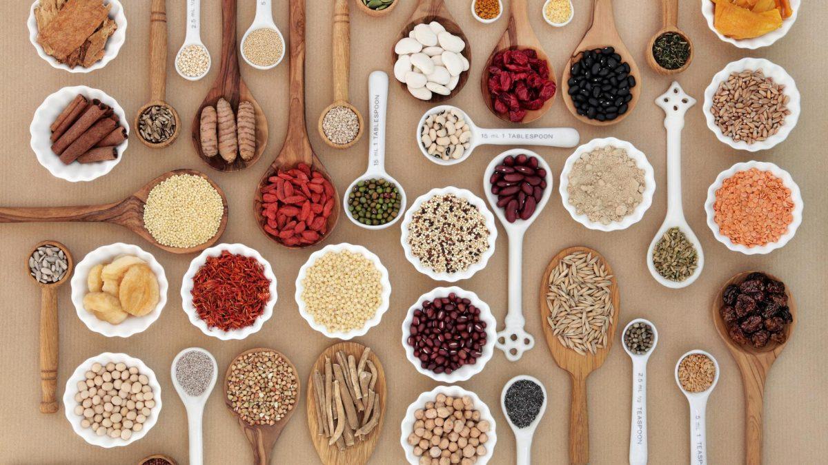 Superfoods Ballaststoffe Lebensmittel