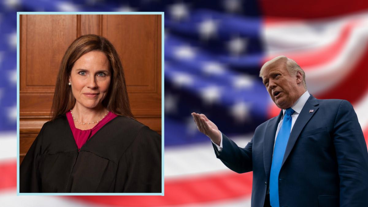 Supreme Court, Amy Coney Barrett