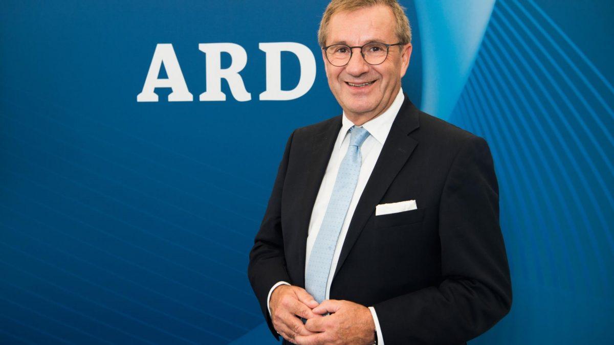Tagesschau-Moderator Jan Hofer