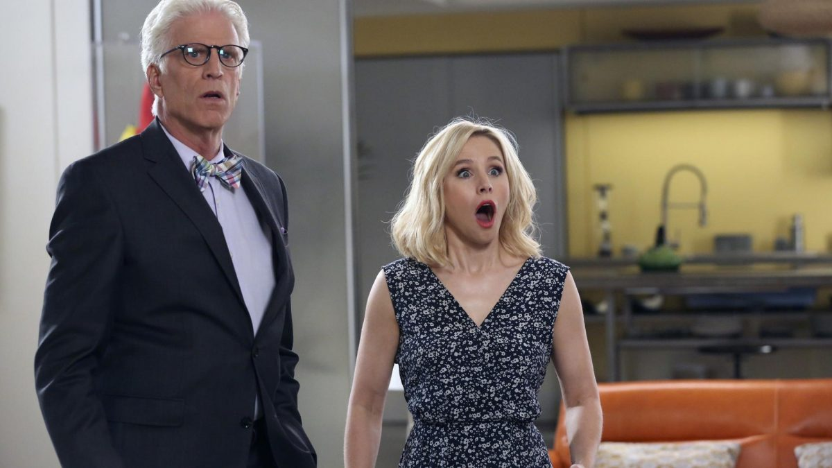 The Good Place lustige serie comedy