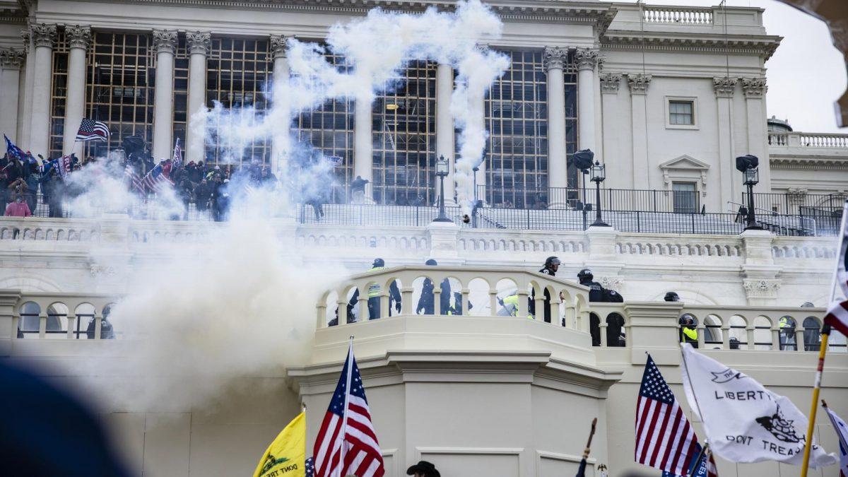 Trump-Anhänger Strafe
