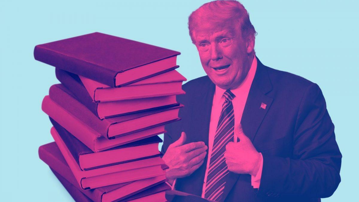 Trump und die Bücher