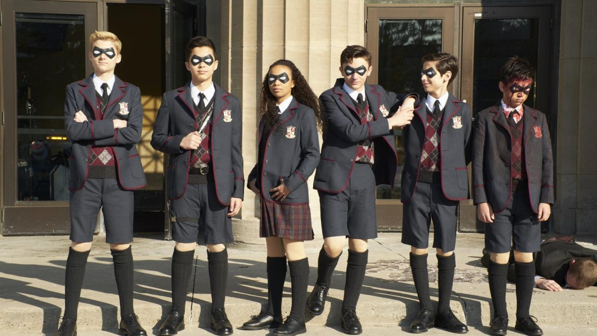 Umbrella Academy Staffel 2 Netflix