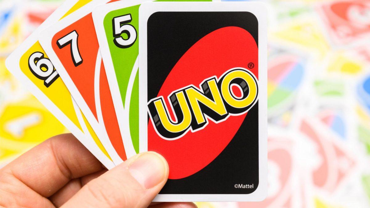 Uno Spiel