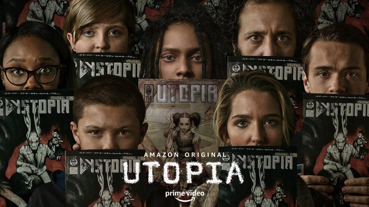 Utopia Serie AMazon 2020 Staffel 1