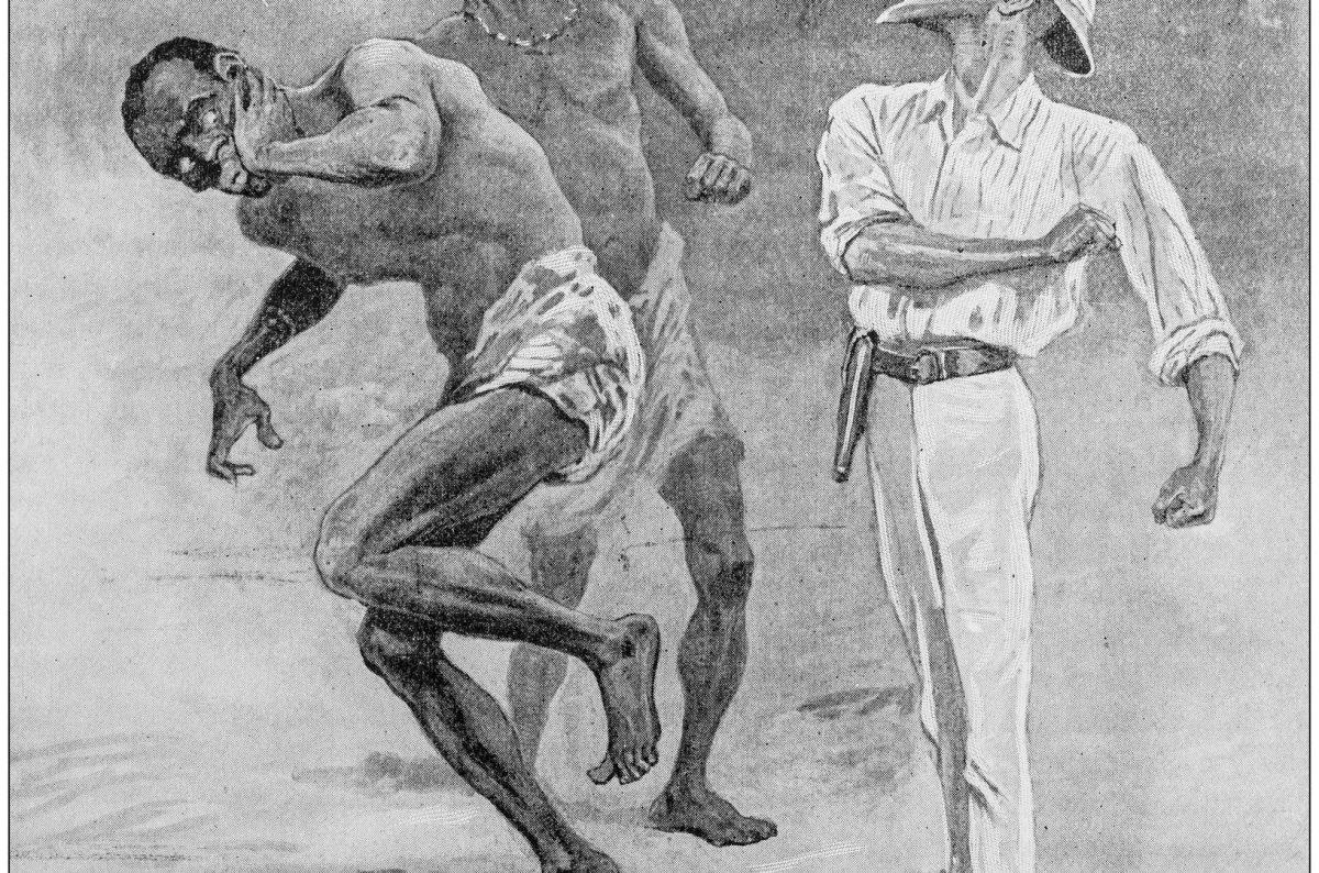 Verbrechen der Kolonialzeit