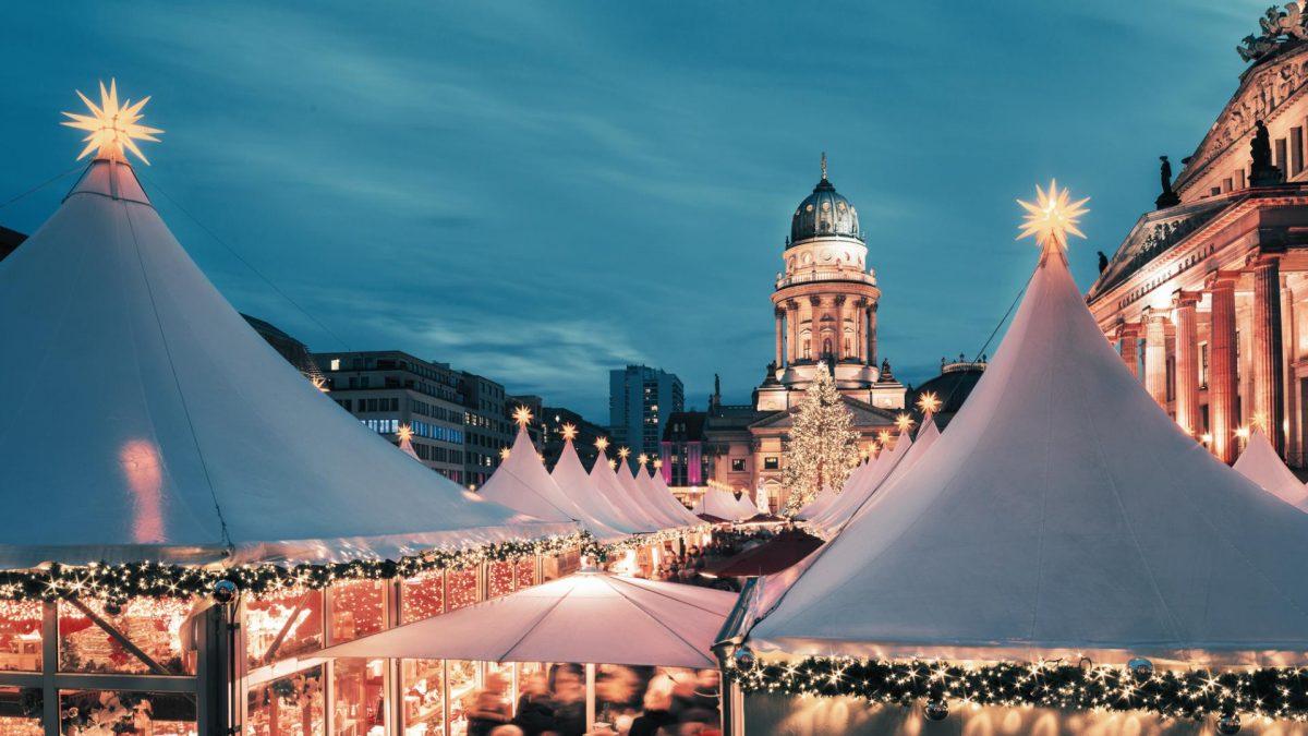 Weihnachtsmarkt am Gendarmenmarkt Berlin