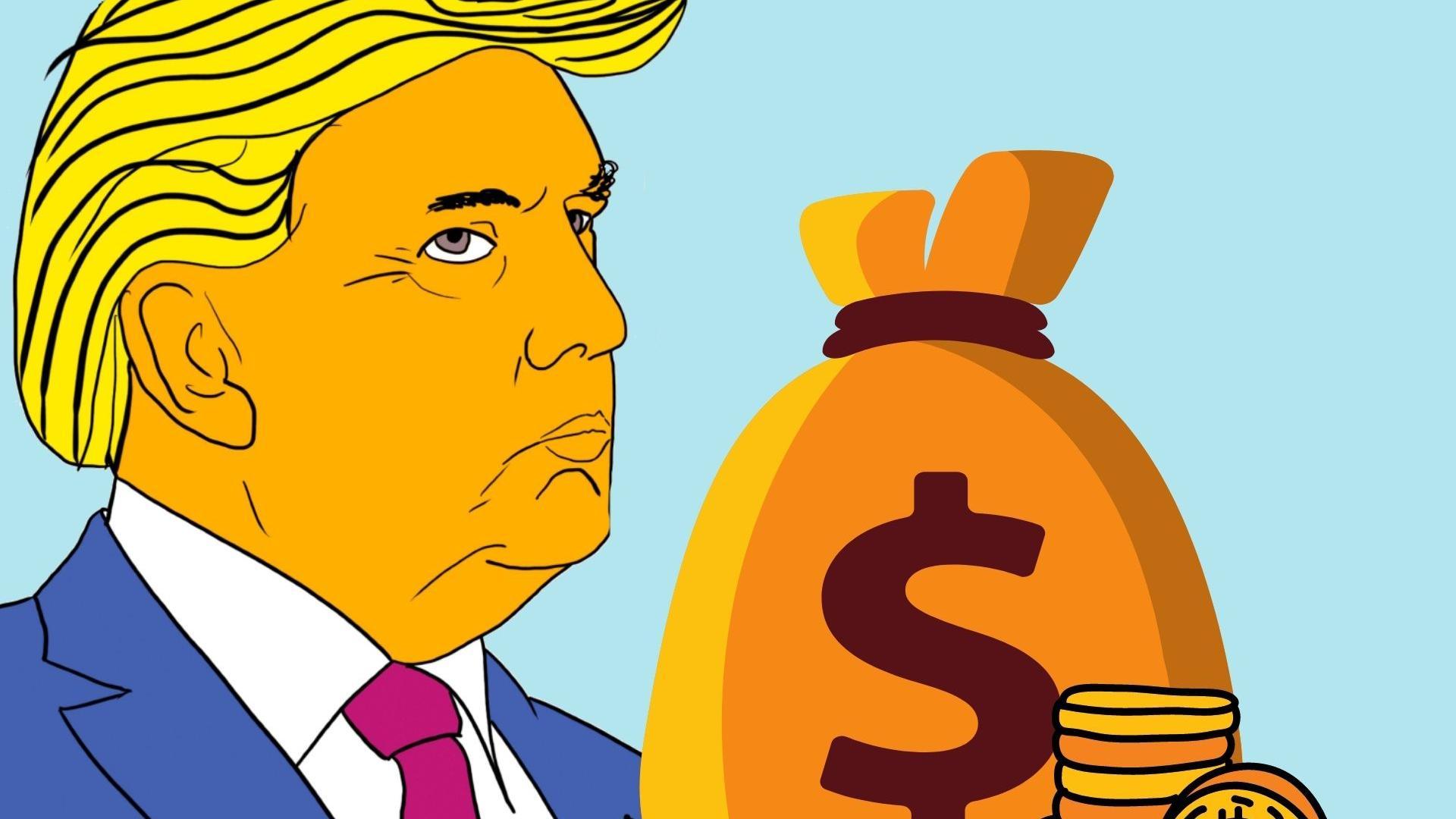 Wie reich ist Donald Trump?
