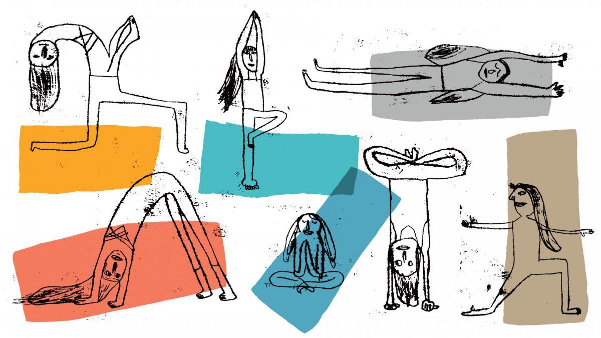 Yoga Arten Stile Überblick