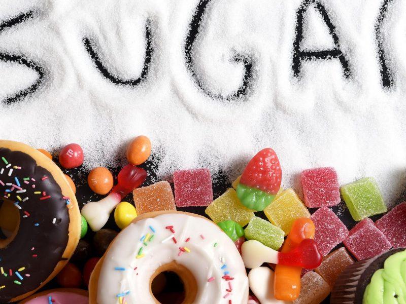 Zucker Süßigkeiten