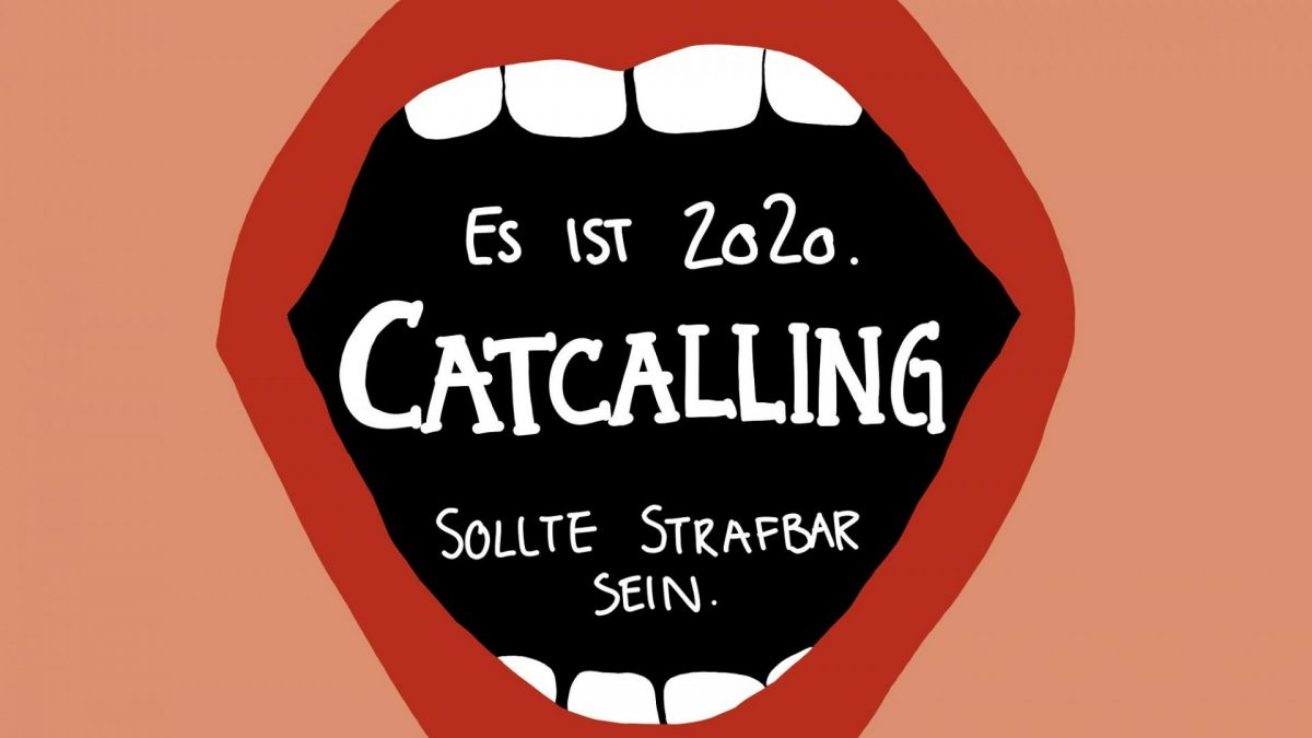 catcalling, Petition, Antonia Quell