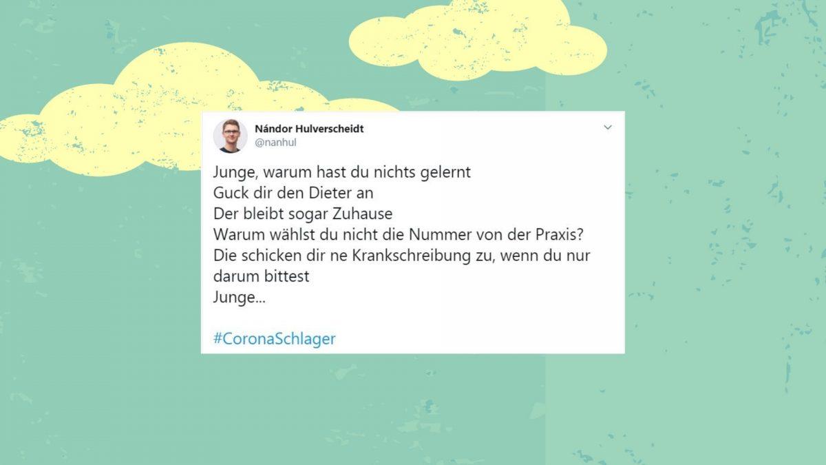 #coronaschlager