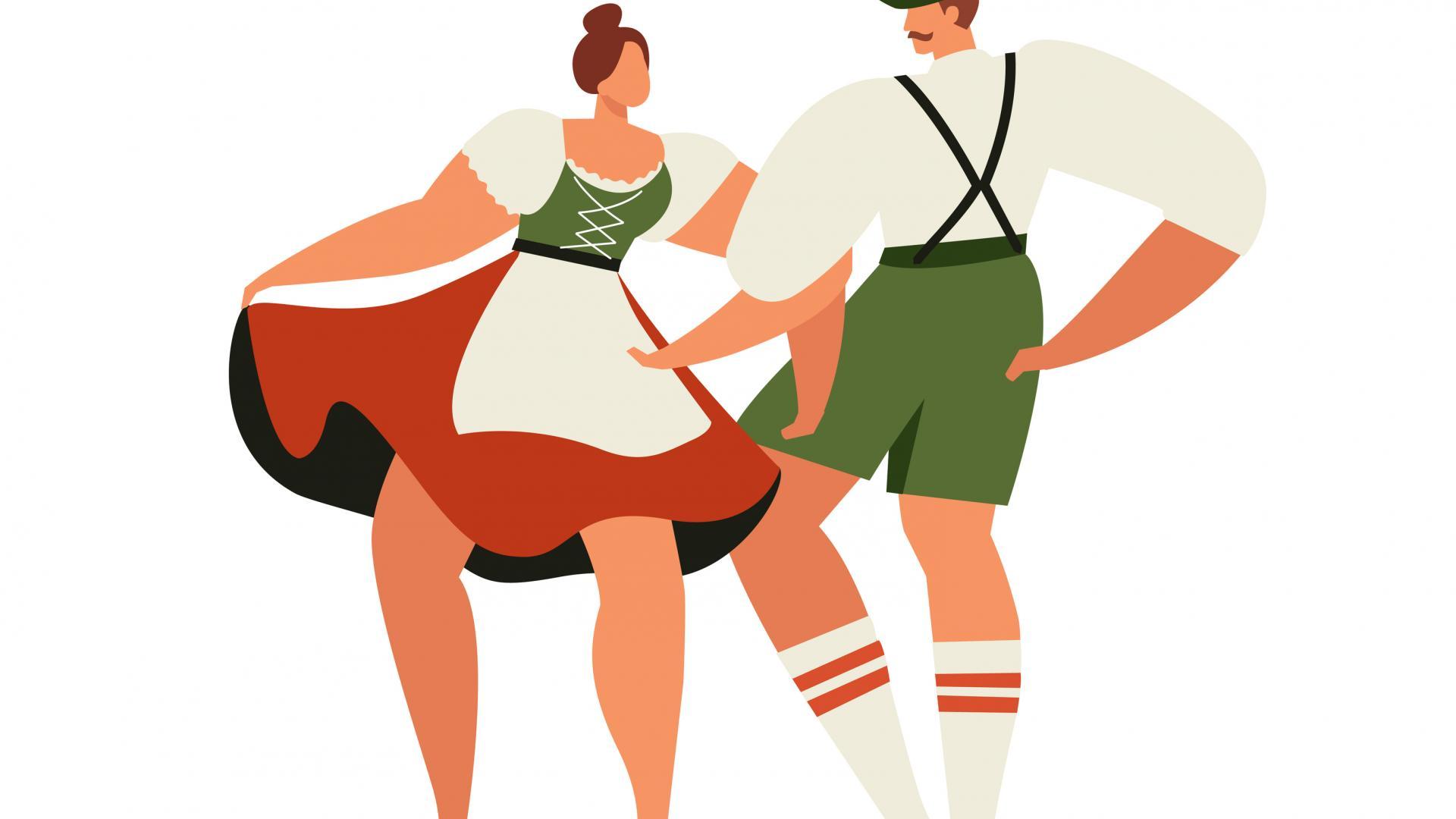 deutsch, german, oktoberfest, kostüm, tradition