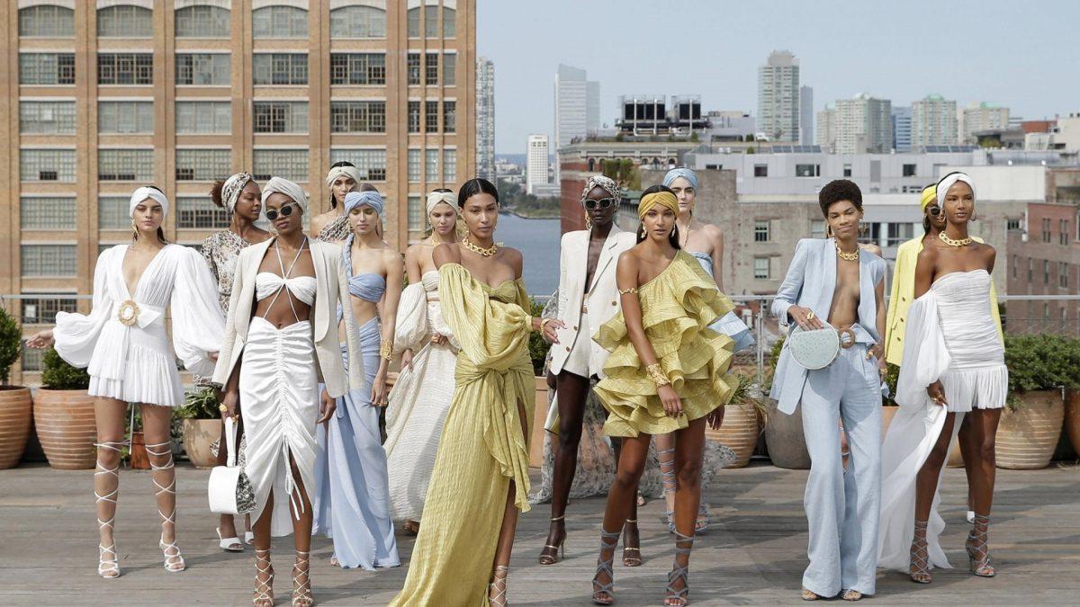diversity fashionweek mode models