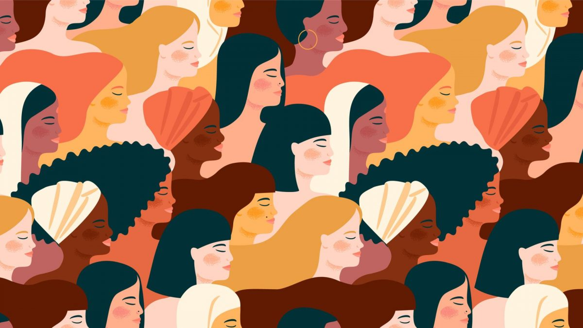 frauen gruppe feminismus sexismus diversity synonyme frau
