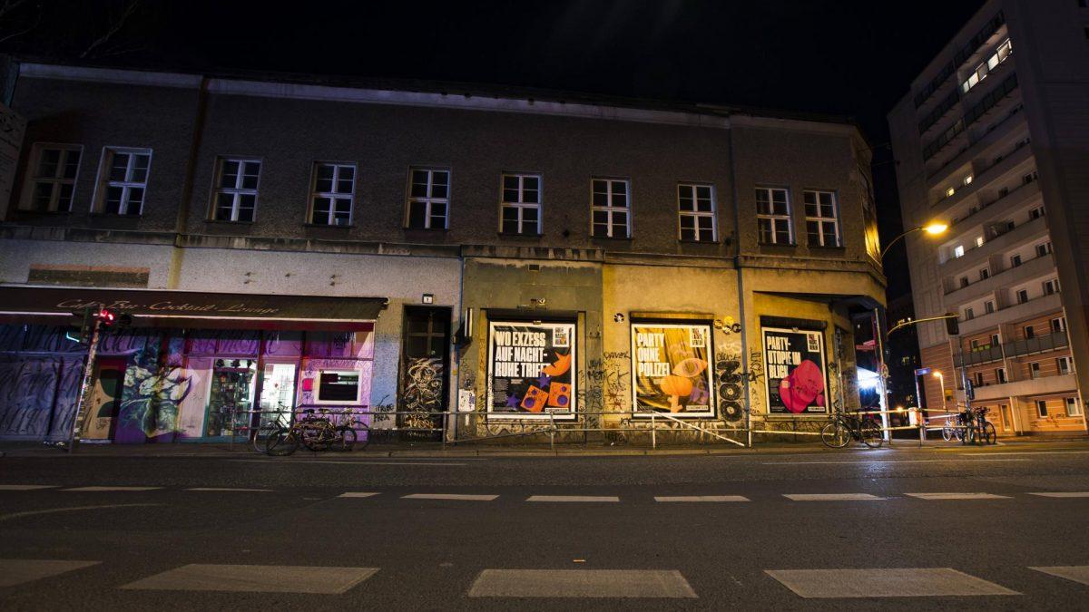 Berliner Fetisch-Club wird Corona-Testzentrum - wmn