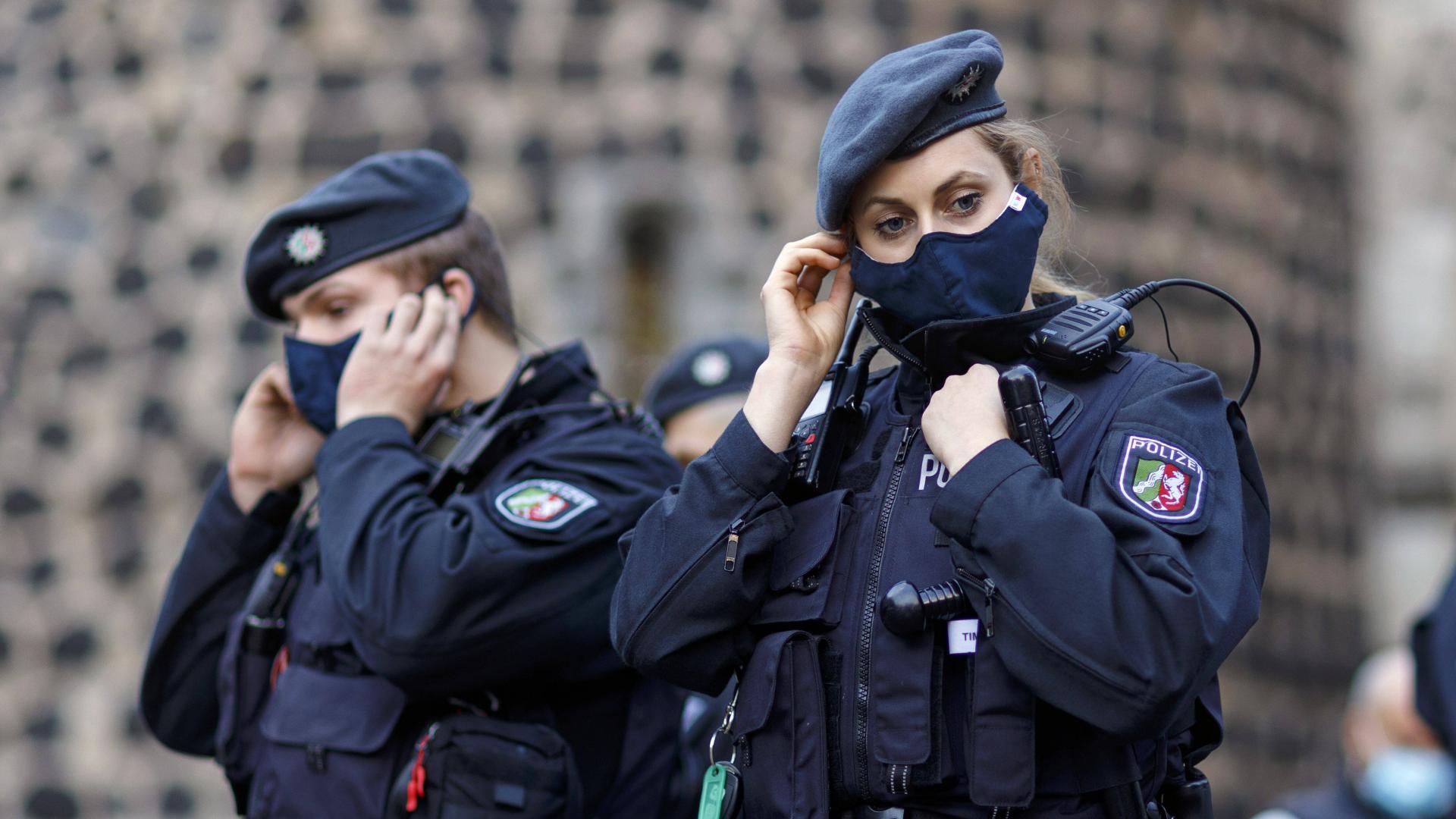 polizistinnen polizei