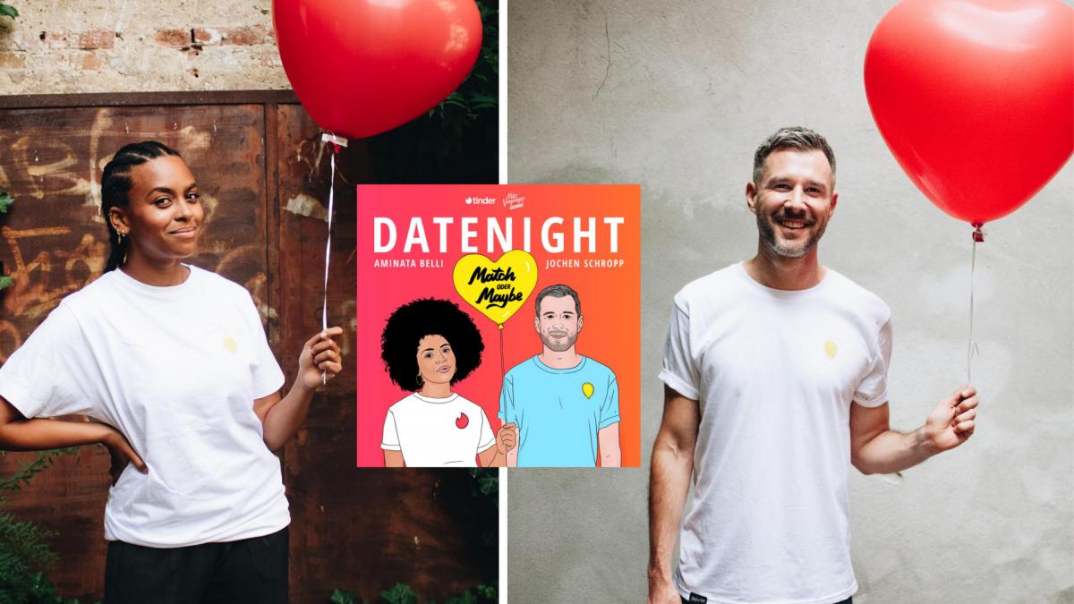 tinder podcast mit vergnügen datiung erstes date blind date liebe