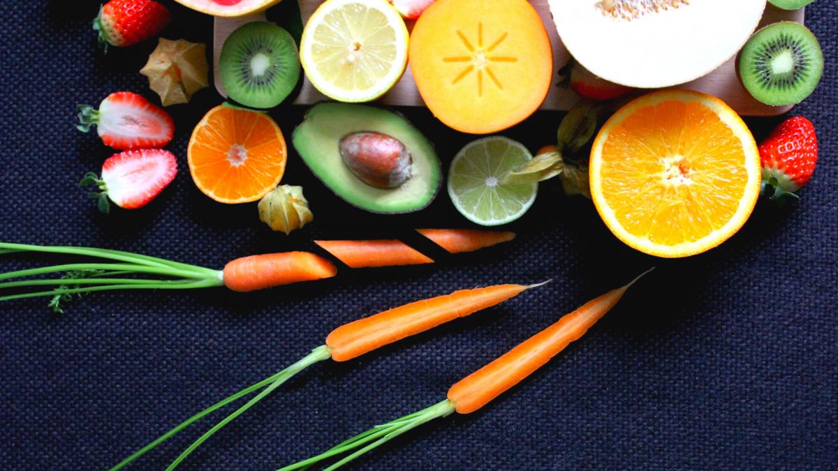 vegetarisch leben, gesundes Essen