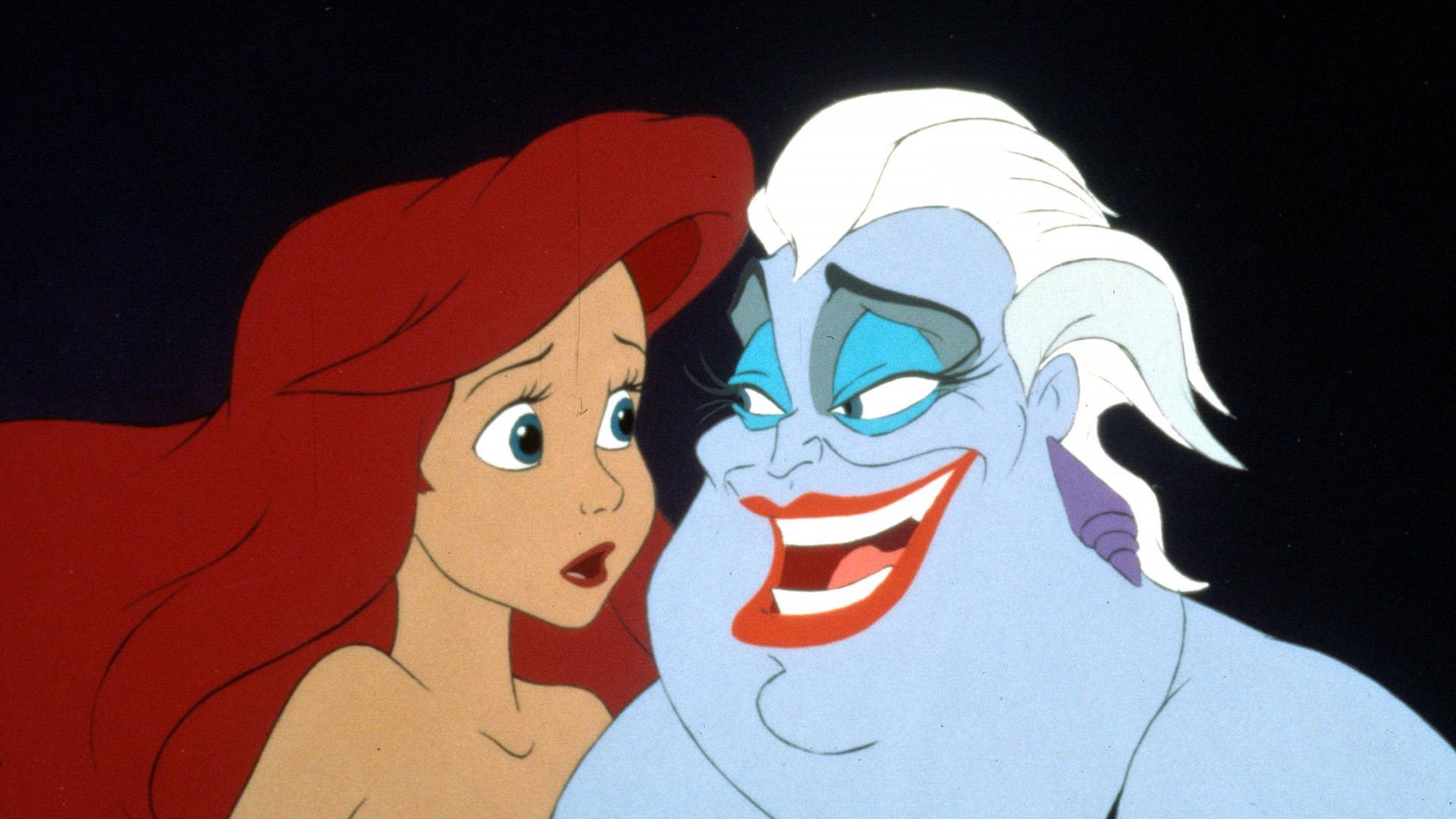 Ariel und Ursula