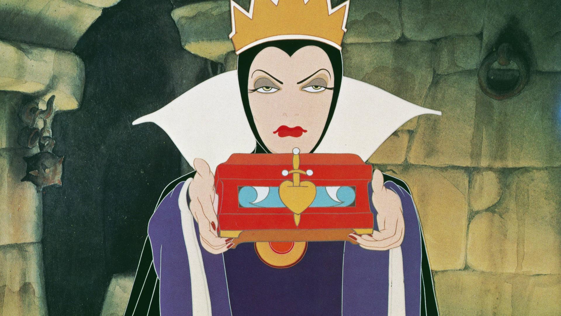 Schneewittchens böse Königin