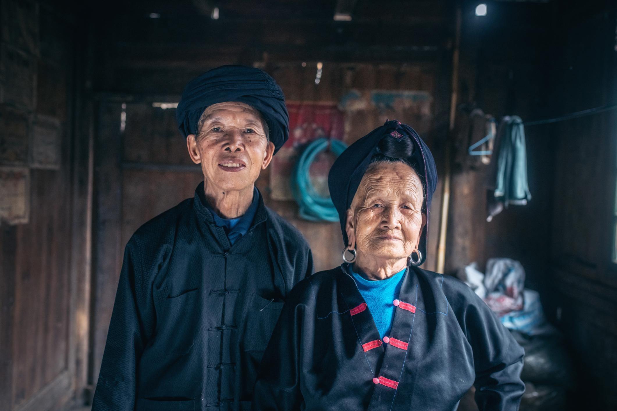 China: Mann und Frau