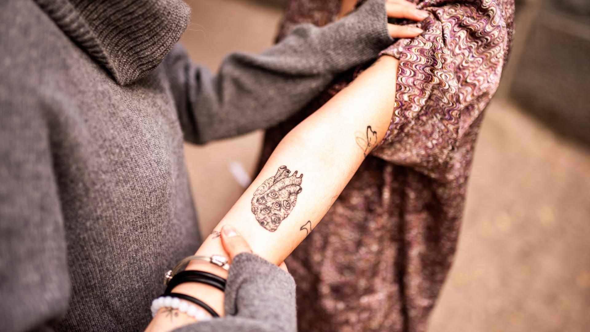 Tatto Herz