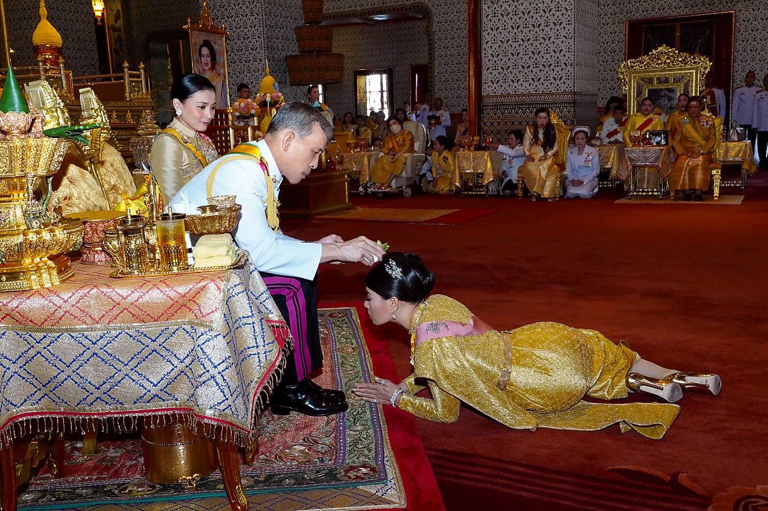 Thailand König