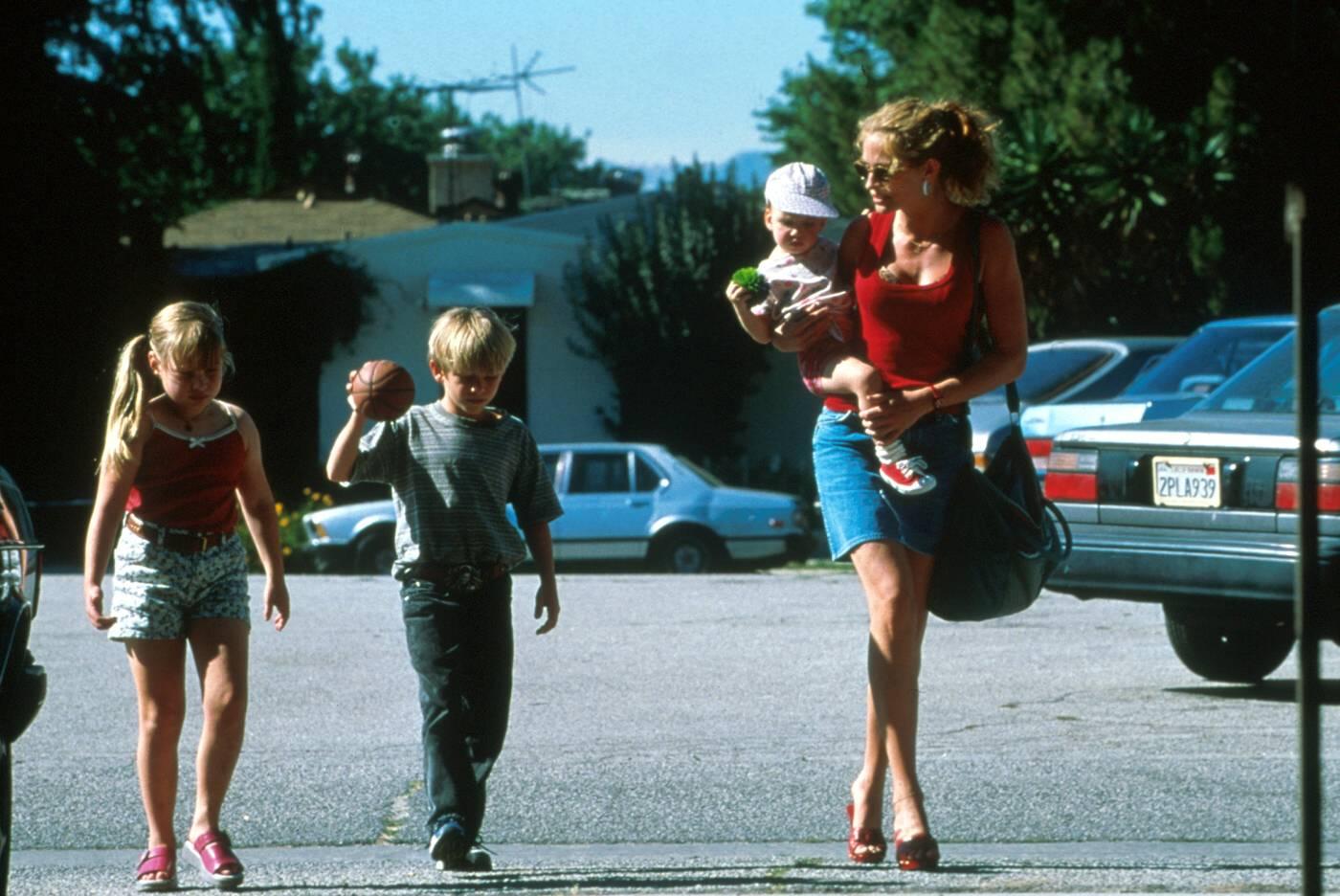 Erin Brokovich ist Mutter und Karrierefrau