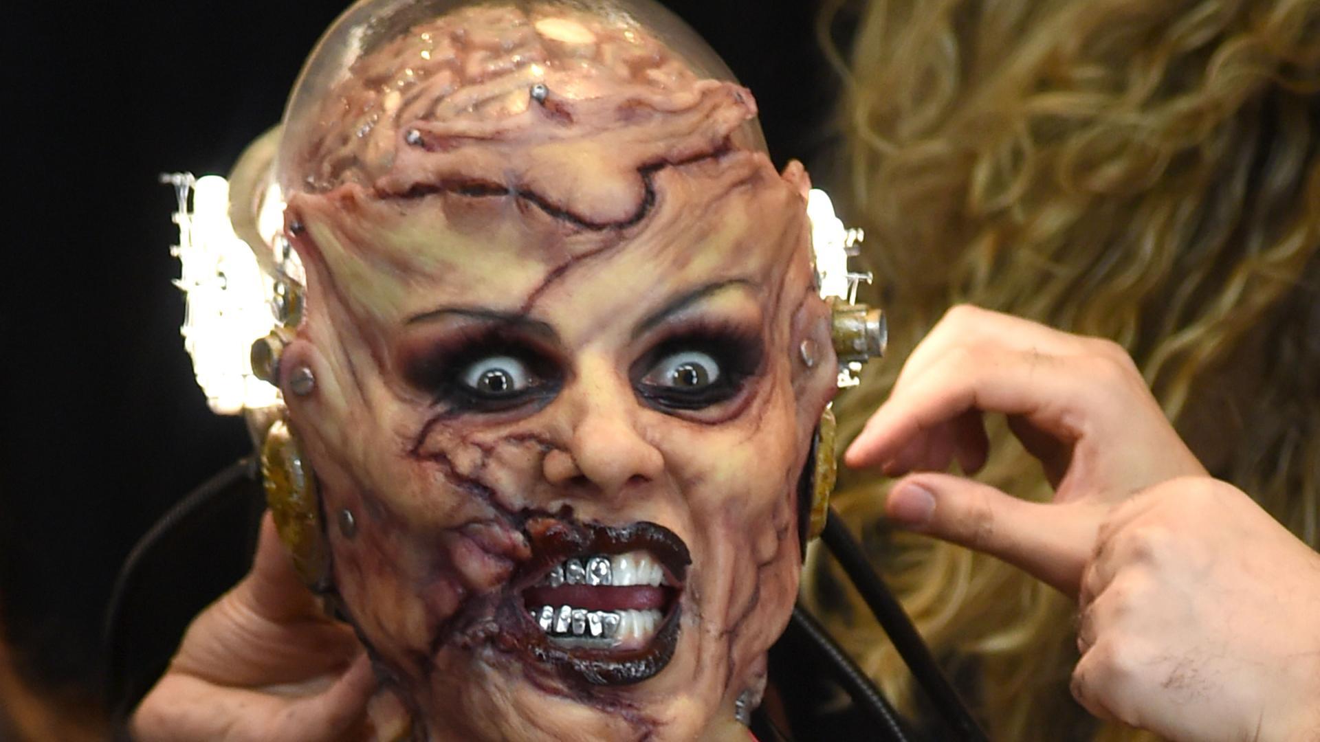 Heidi Klum Halloween Kostüm 2019