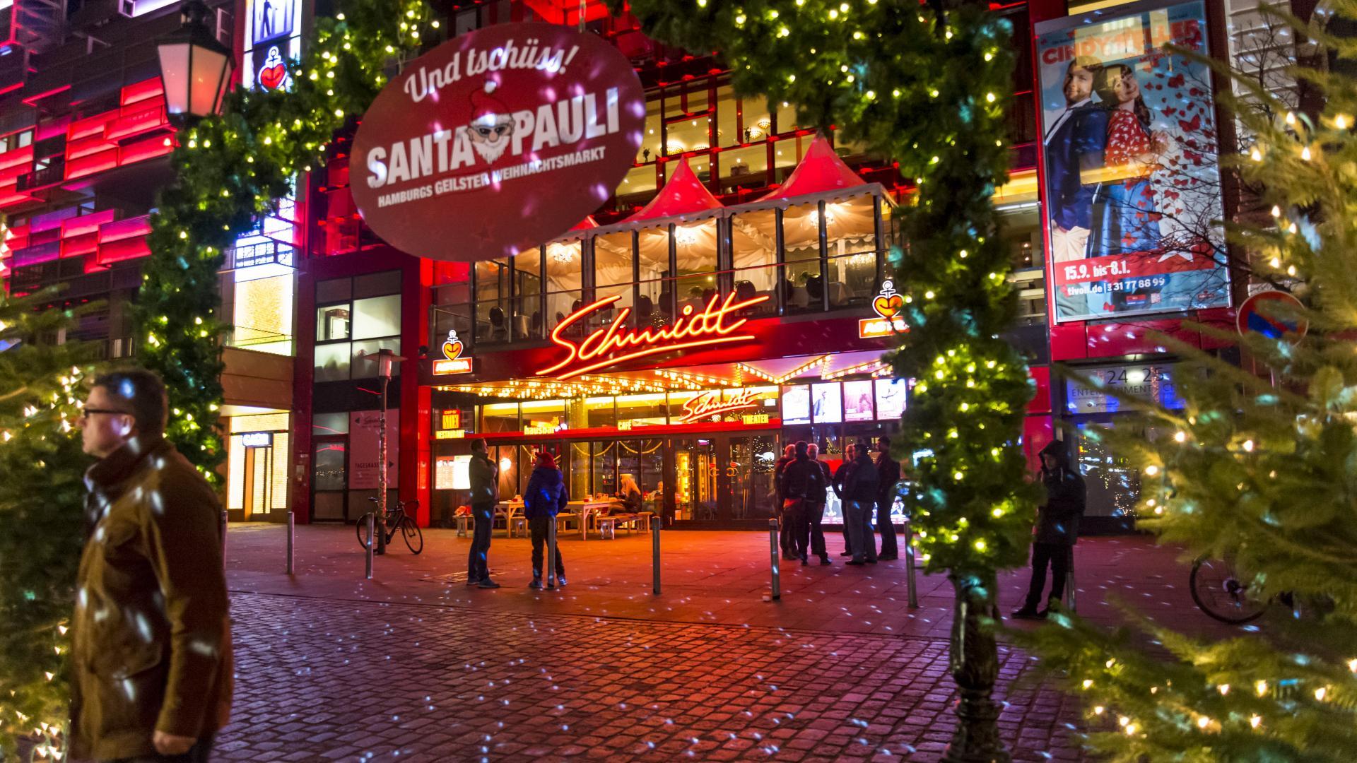 St. Pauli Weihnachtsmarkt