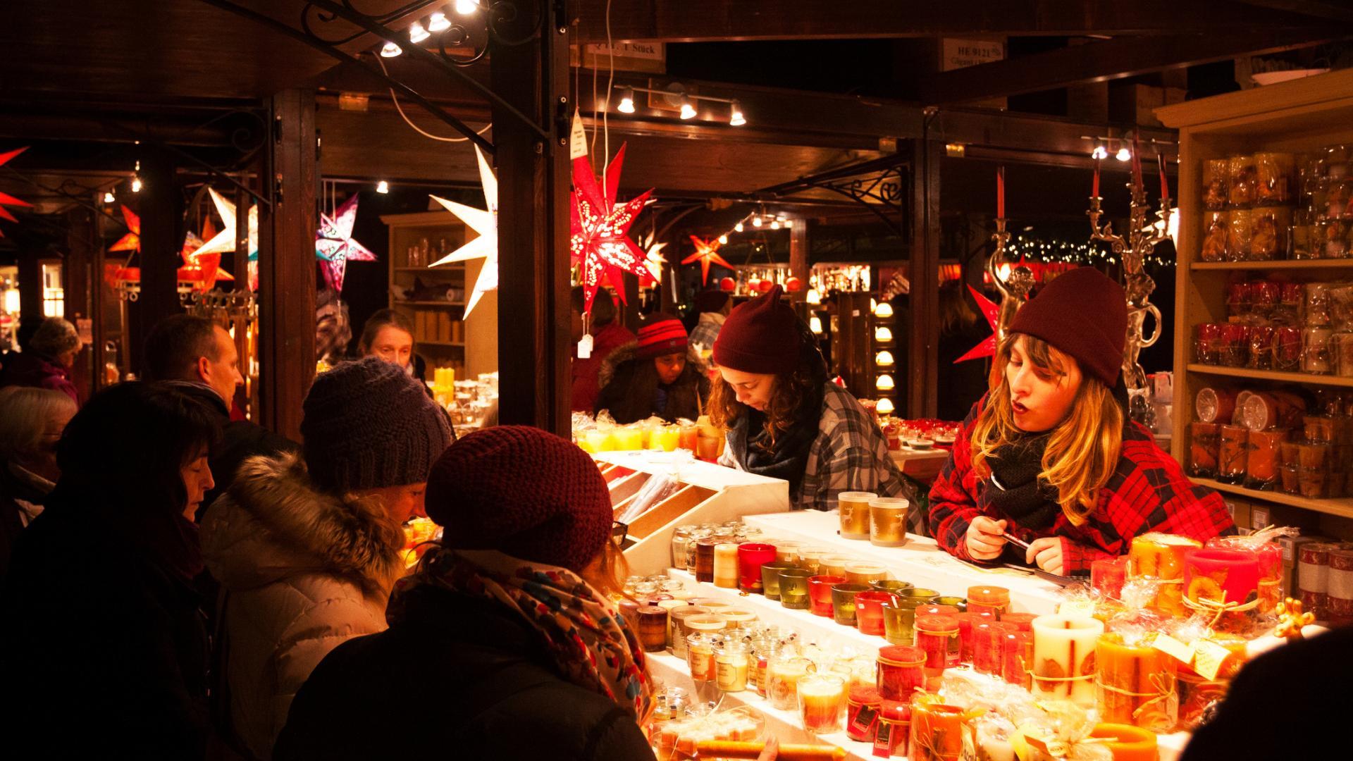 Köln Weihnachtsmarkt