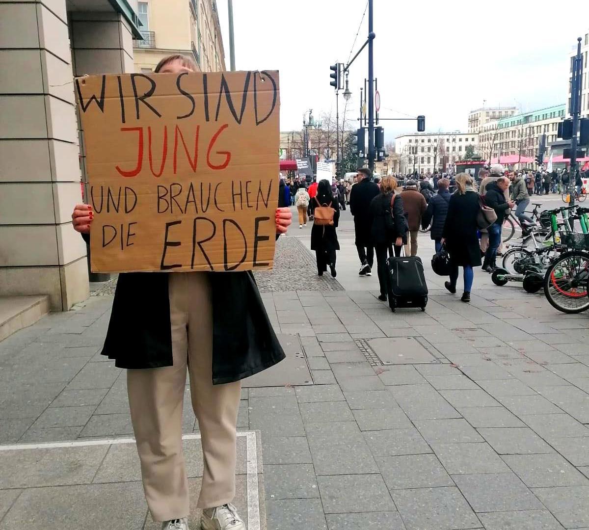 Klimastreik Berlin