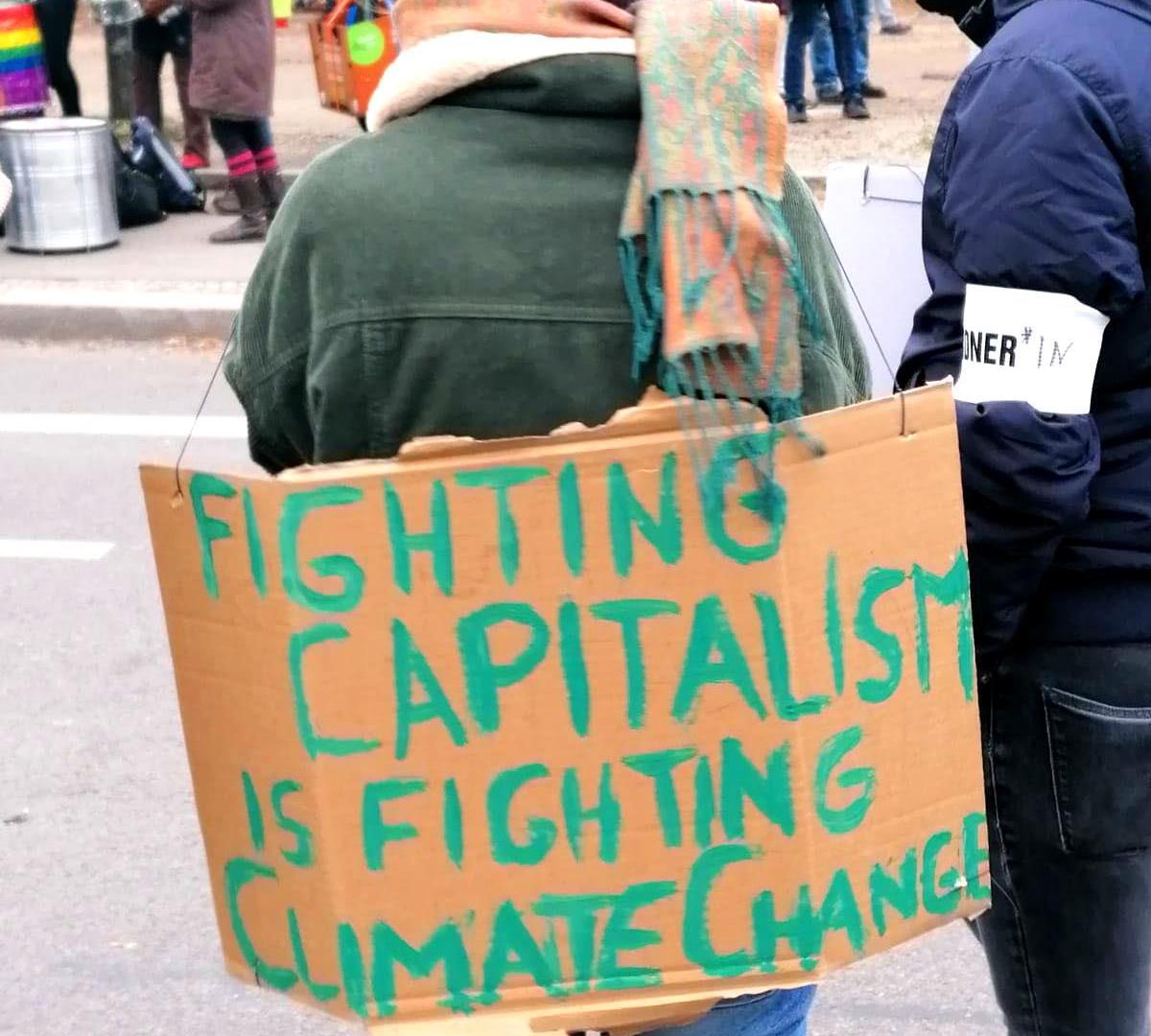 Klimastreik in Berlin
