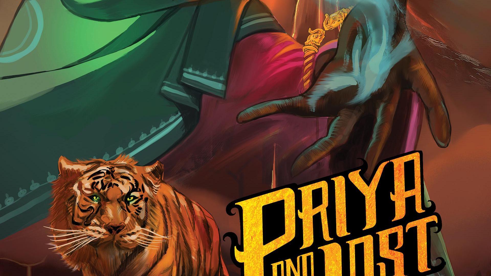 Priya's Shakti Comic Indien