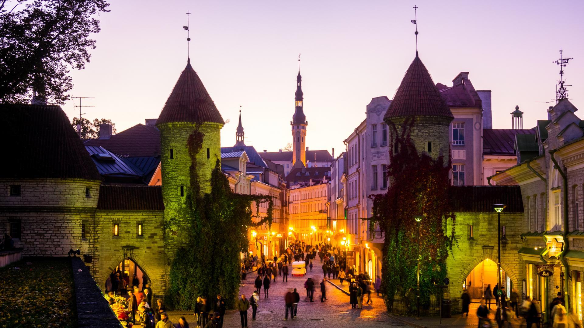 Tallinn, Altstadt