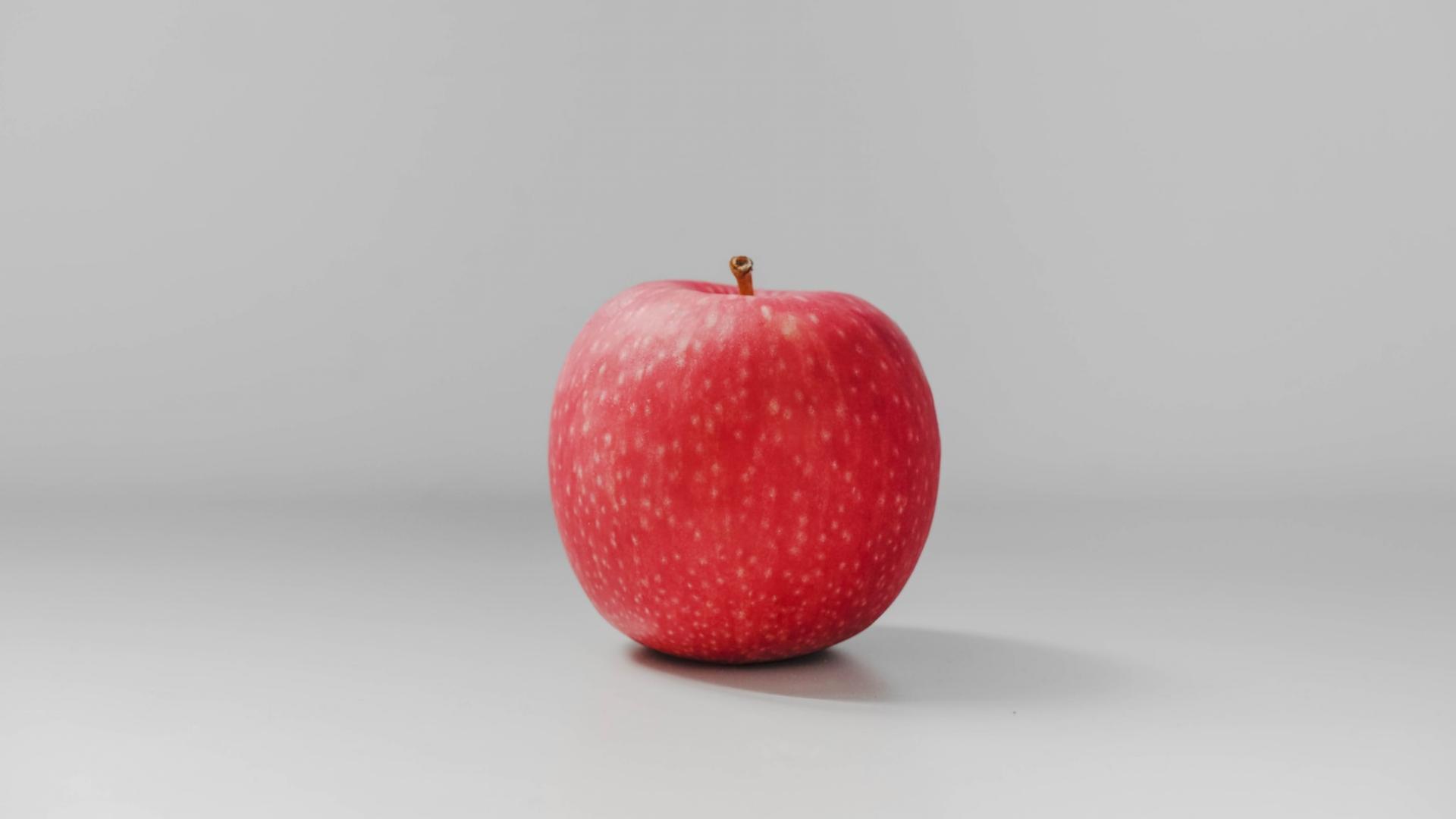 Apfel oder Apple