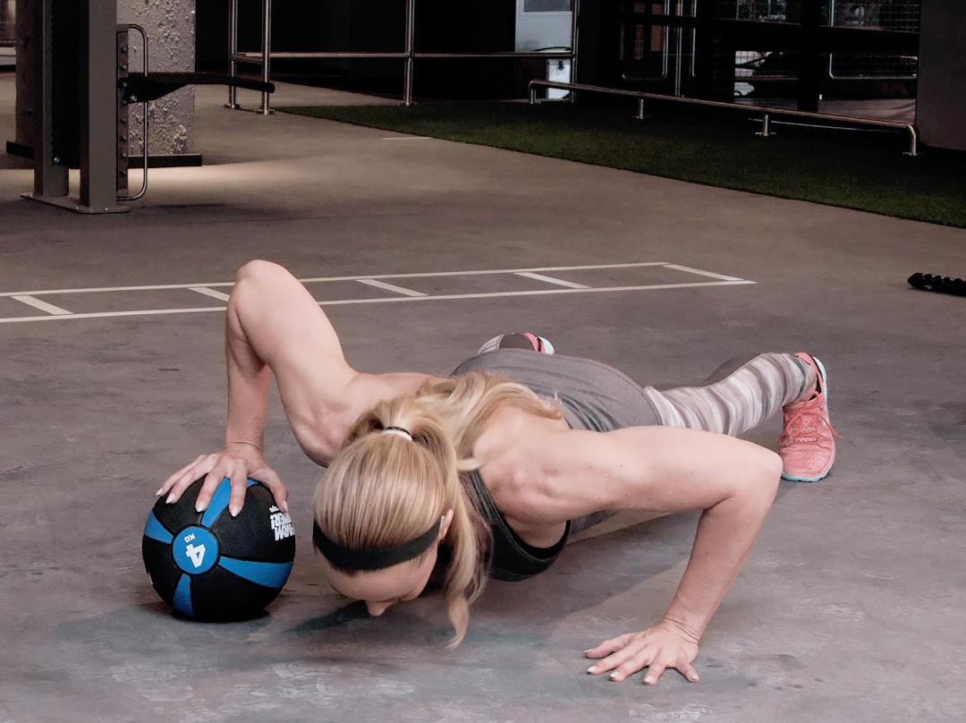 High 5 Fitnessstudio