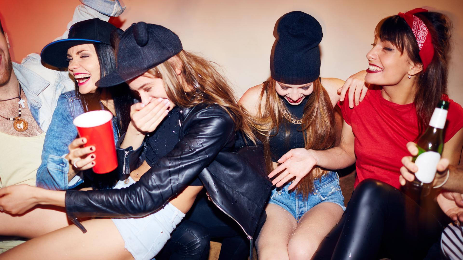 Jugend, VSCO, Alkohol