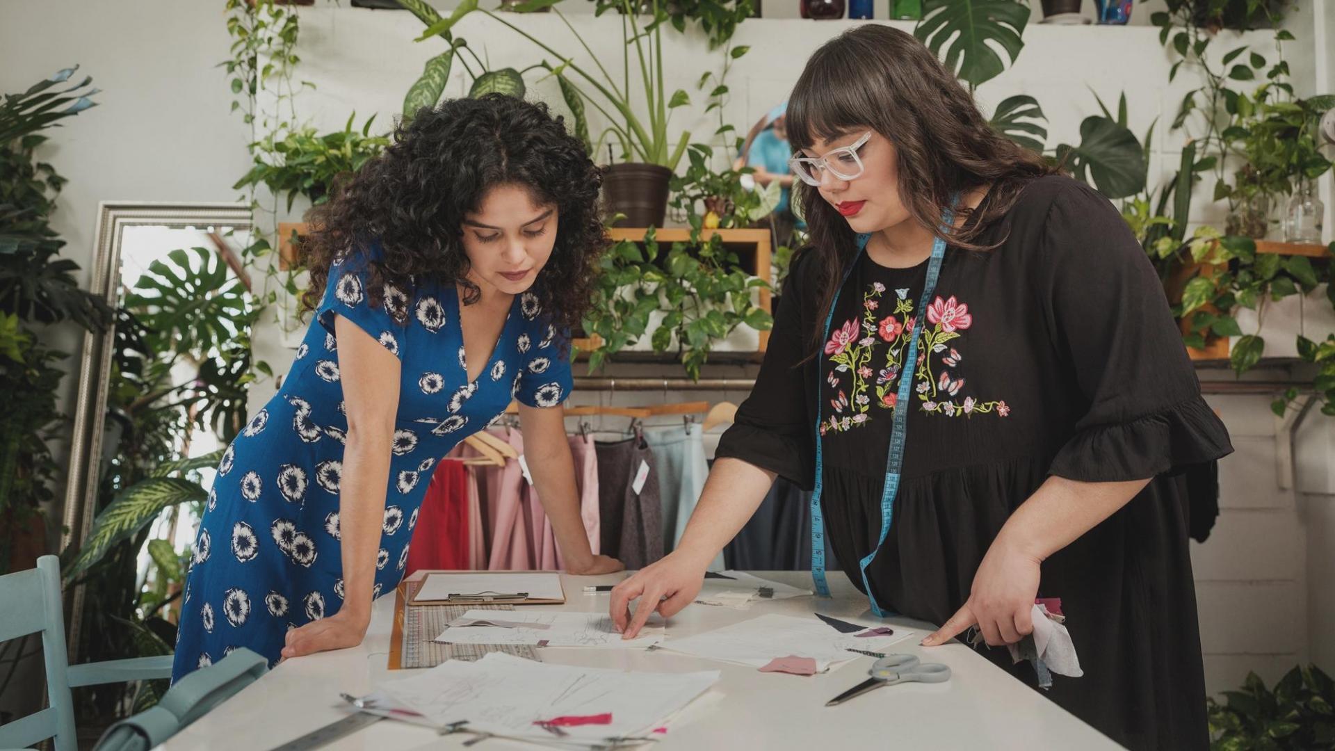 Frauen Design Kollektion Nachhaltigkeit