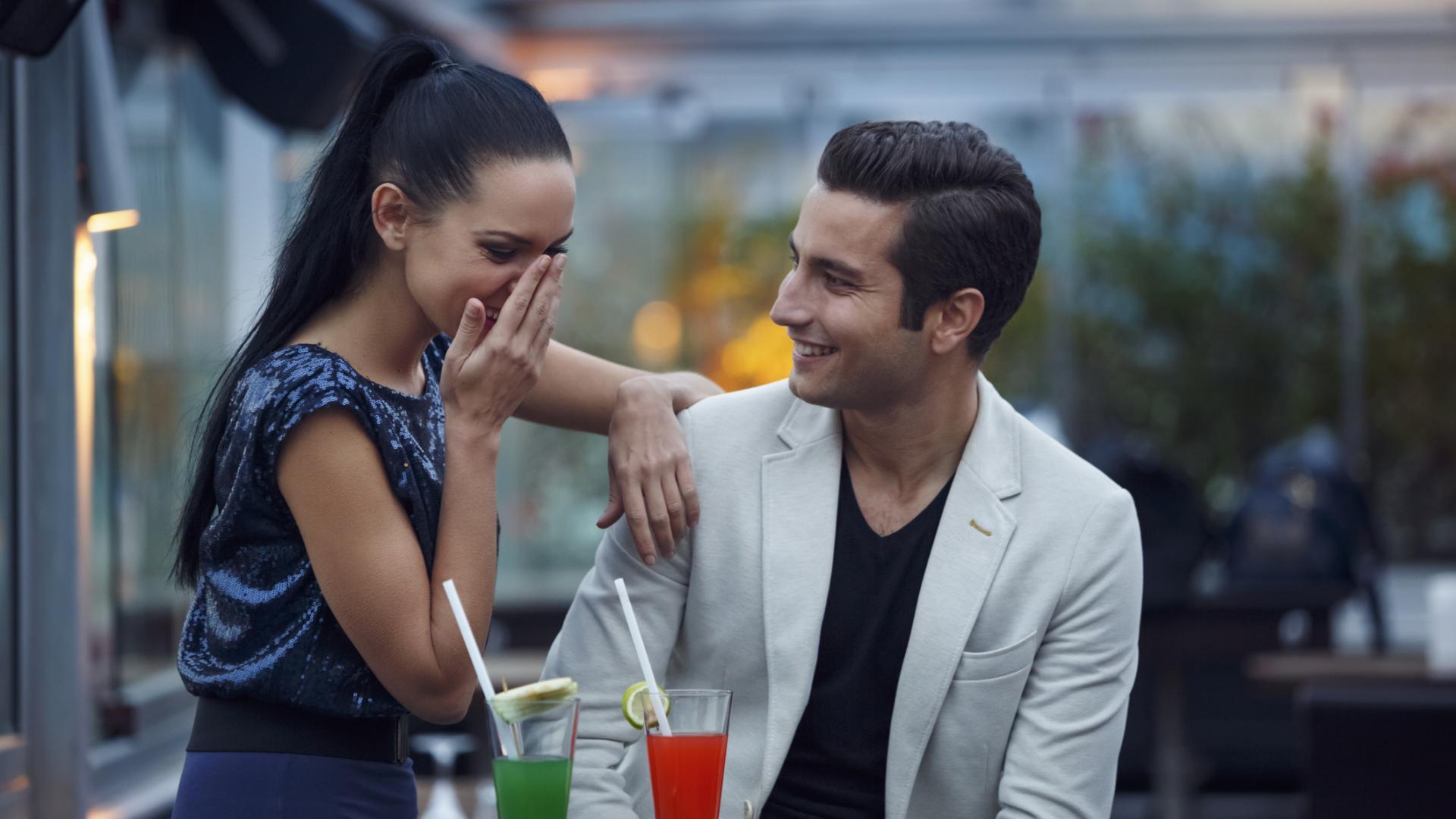 Pick Up Artist flirten Date