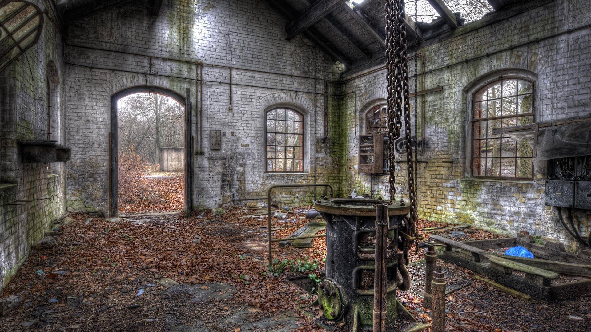 Beelitz Heilstädte Lost Place