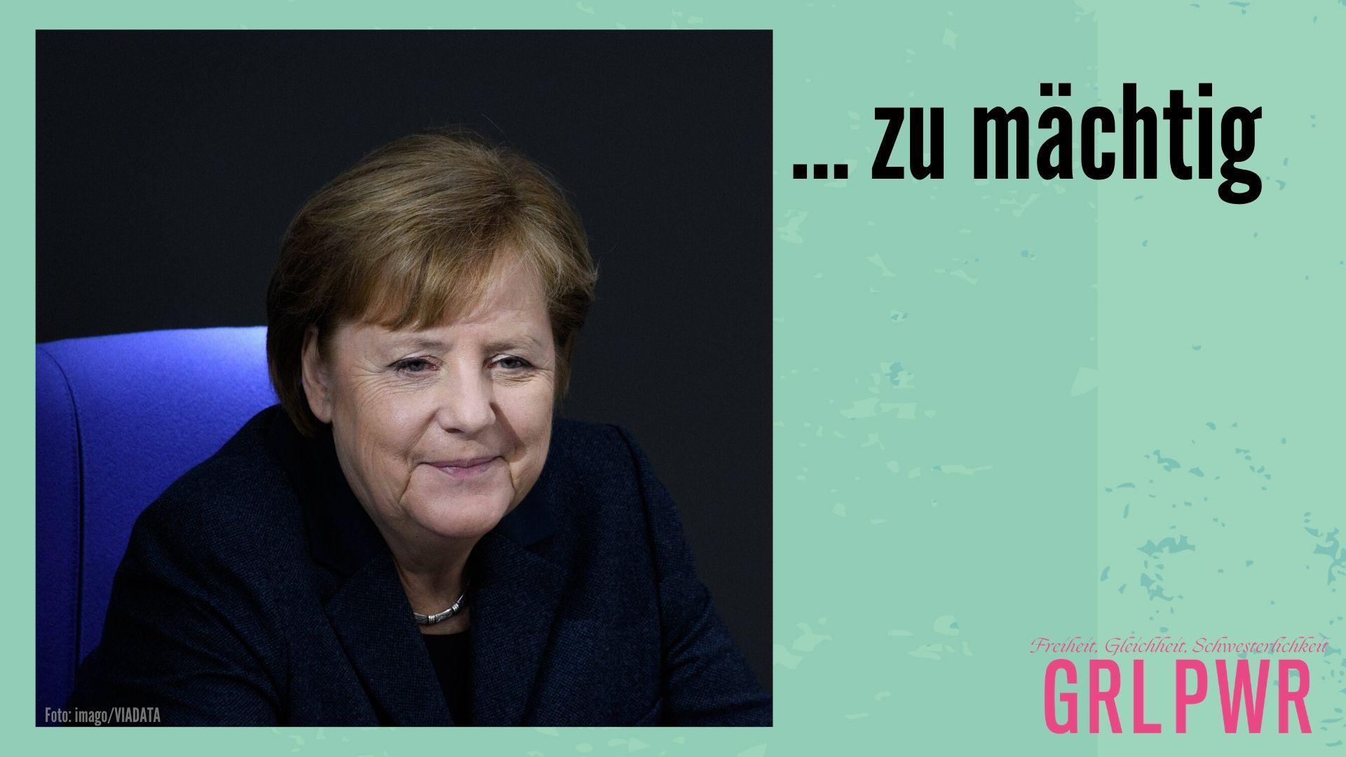 GRL PWR: Angela Merkel