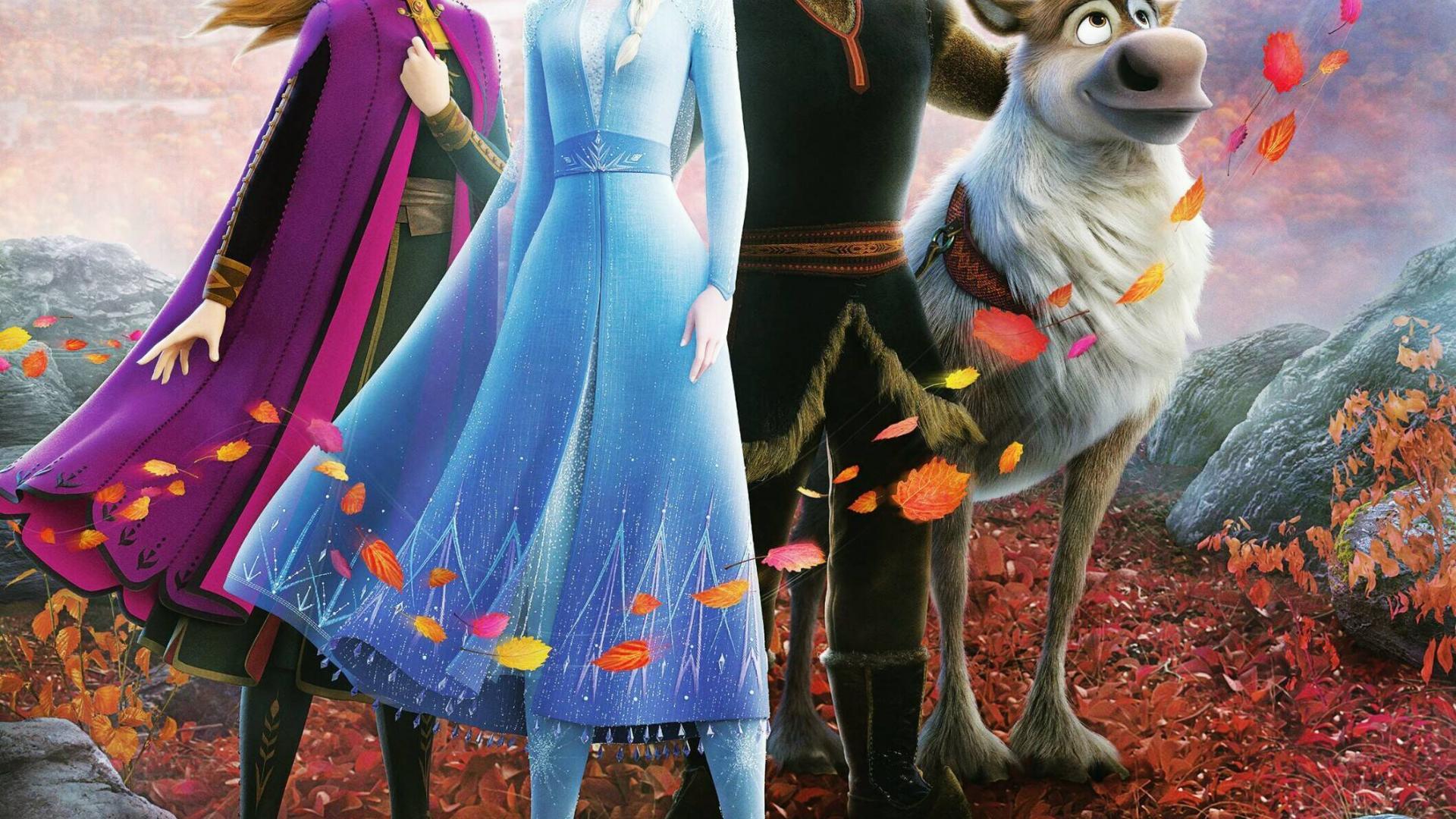 Frozen II Eiskönigin Disney