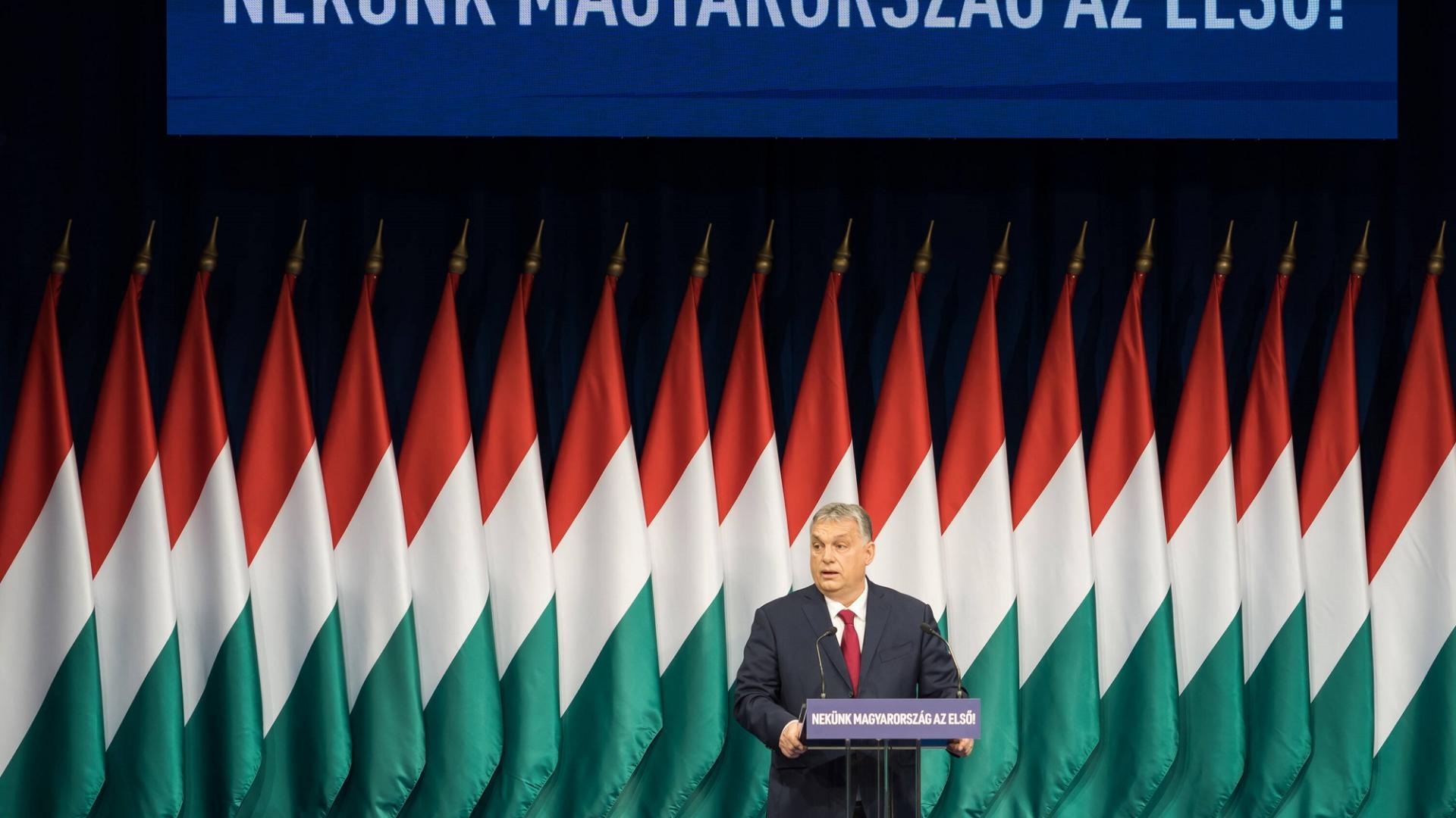 Orban Ungarn 2019