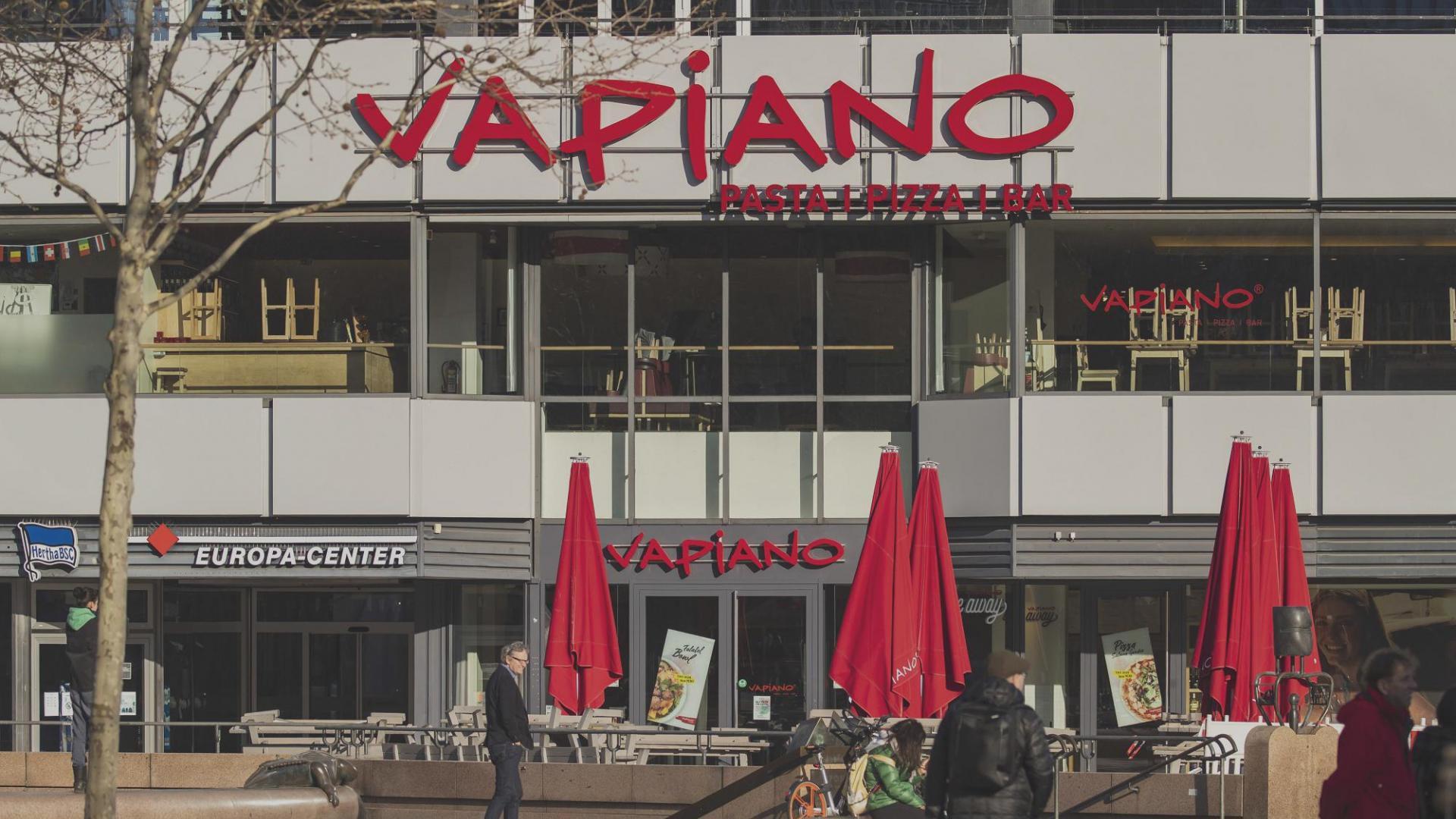 Restaurant Vapiano